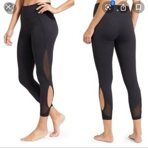 Athleta NAVY BLUE Leggings